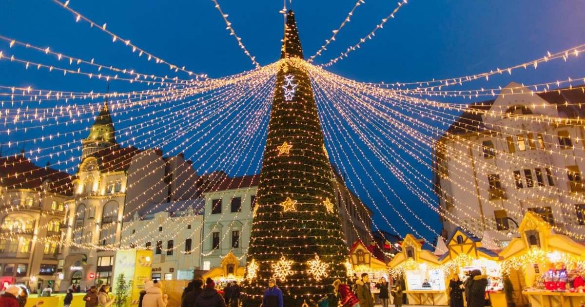 Program Targ De Crăciun Oradea 2019 Bihon