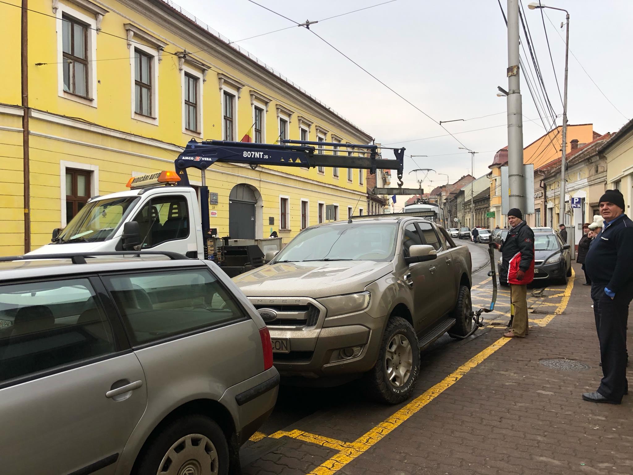 FOTO: Tramvaie blocate 28.01.2020