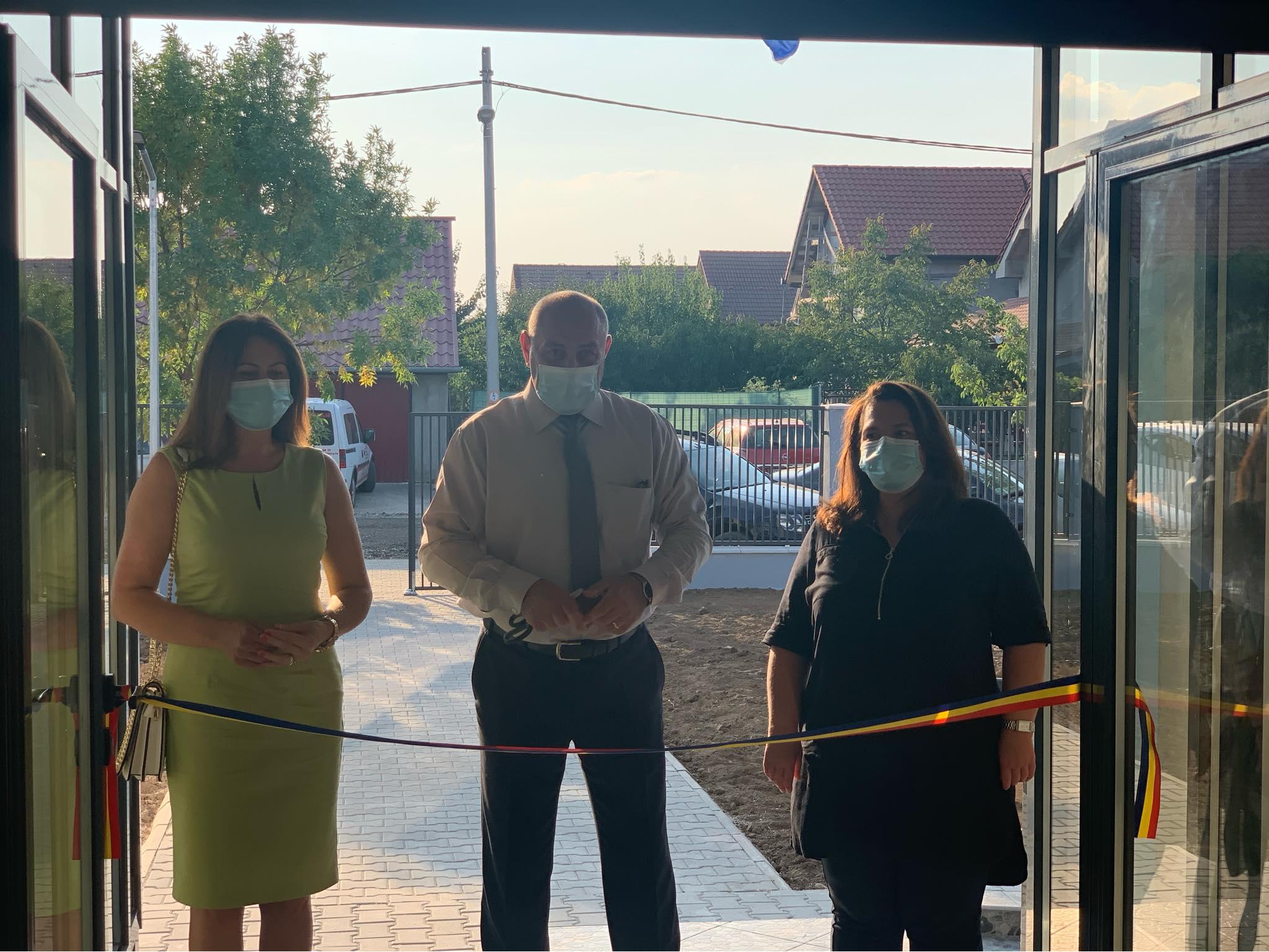 FOTO: Grădiniță nouă Sântandrei 16.09.2020