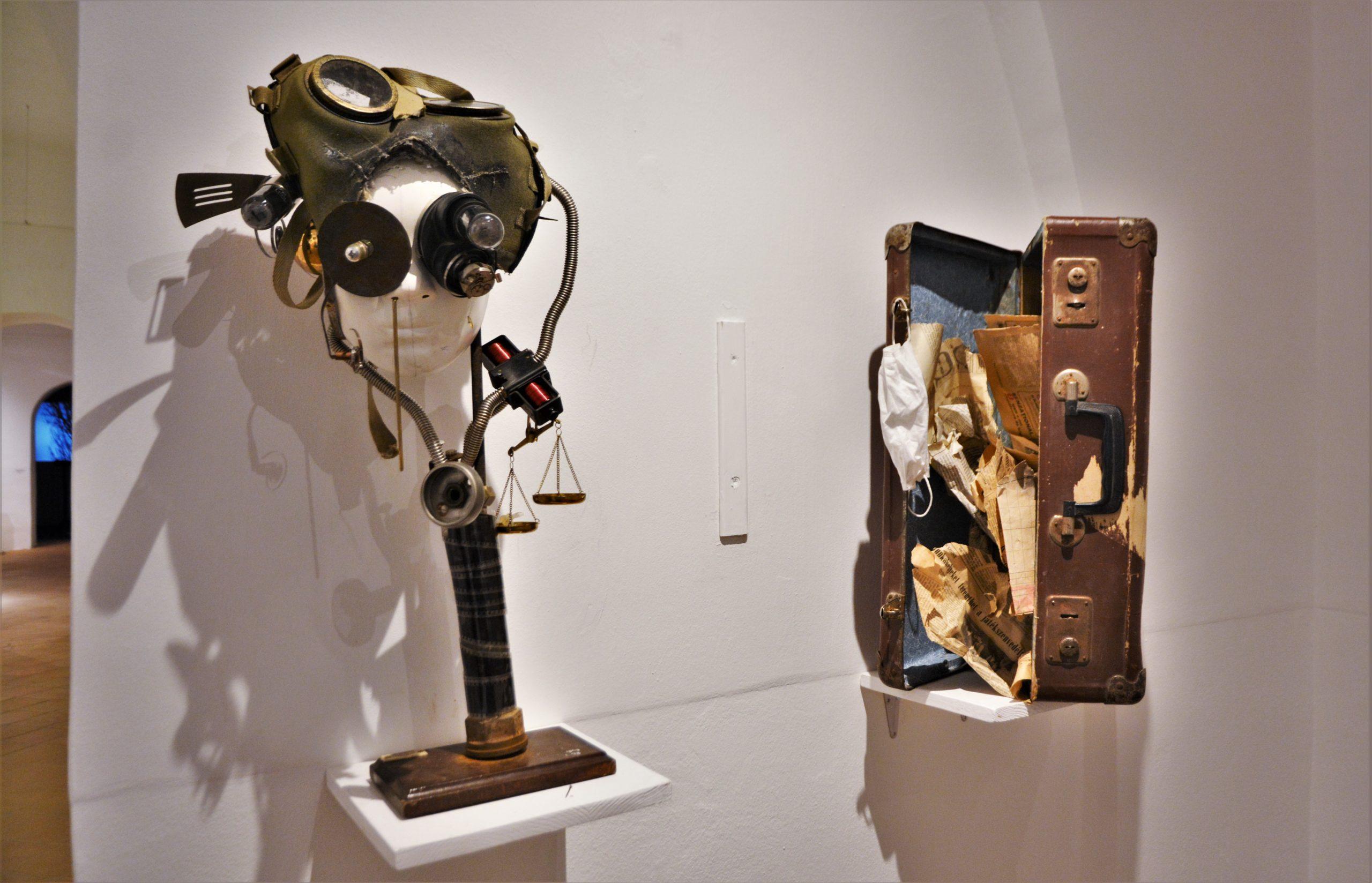 """FOTO: Expoziţia """"Art-Eco"""" 31.10.2020"""