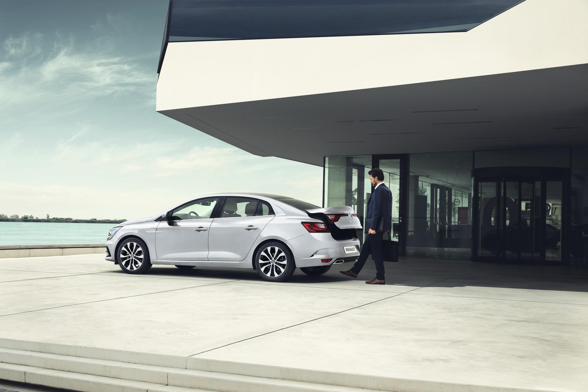 FOTO: Noul Renault Megane 29.10.2020
