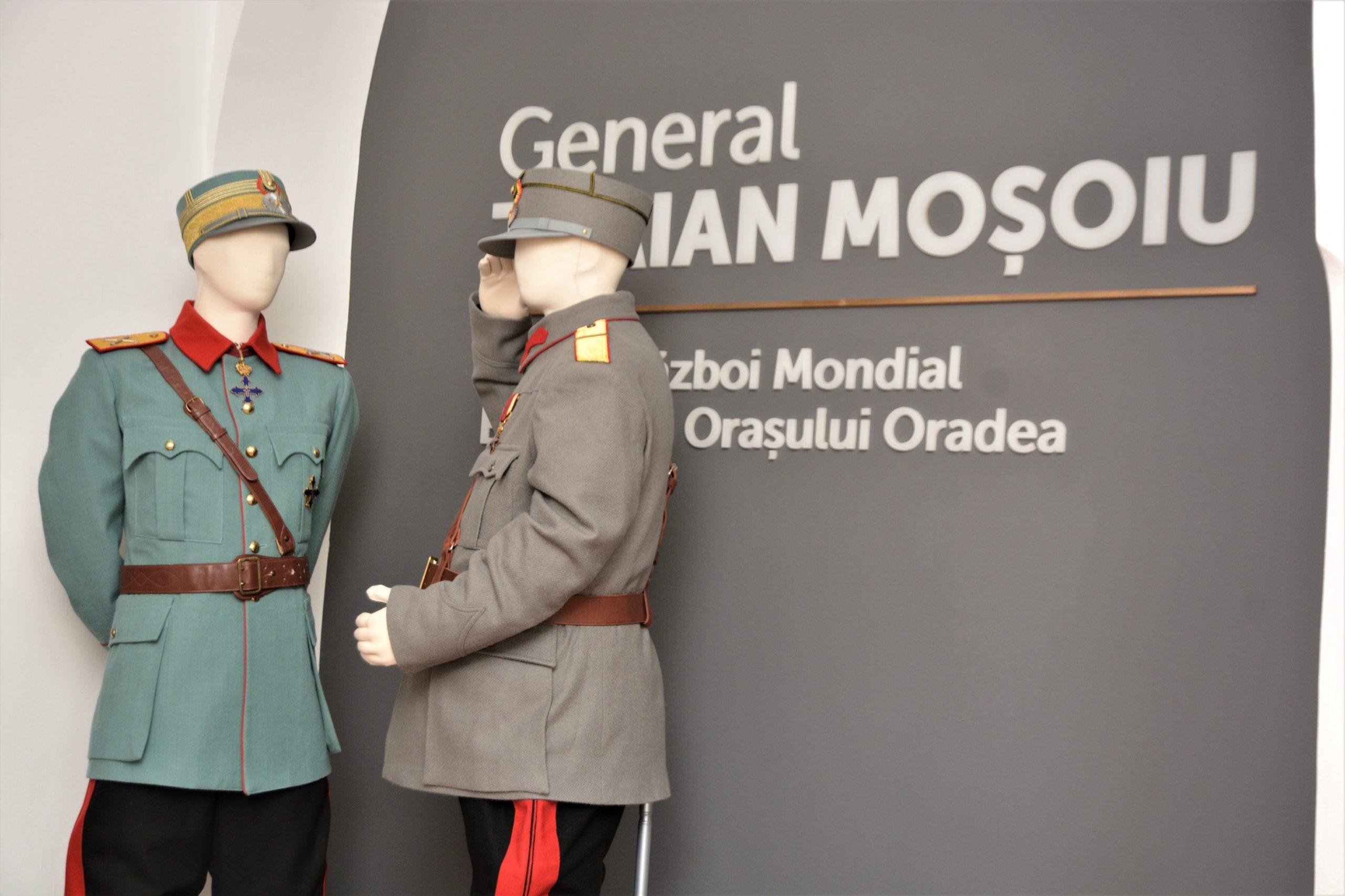 FOTO: Expoziție Traian Moșoiu 19.04.2021