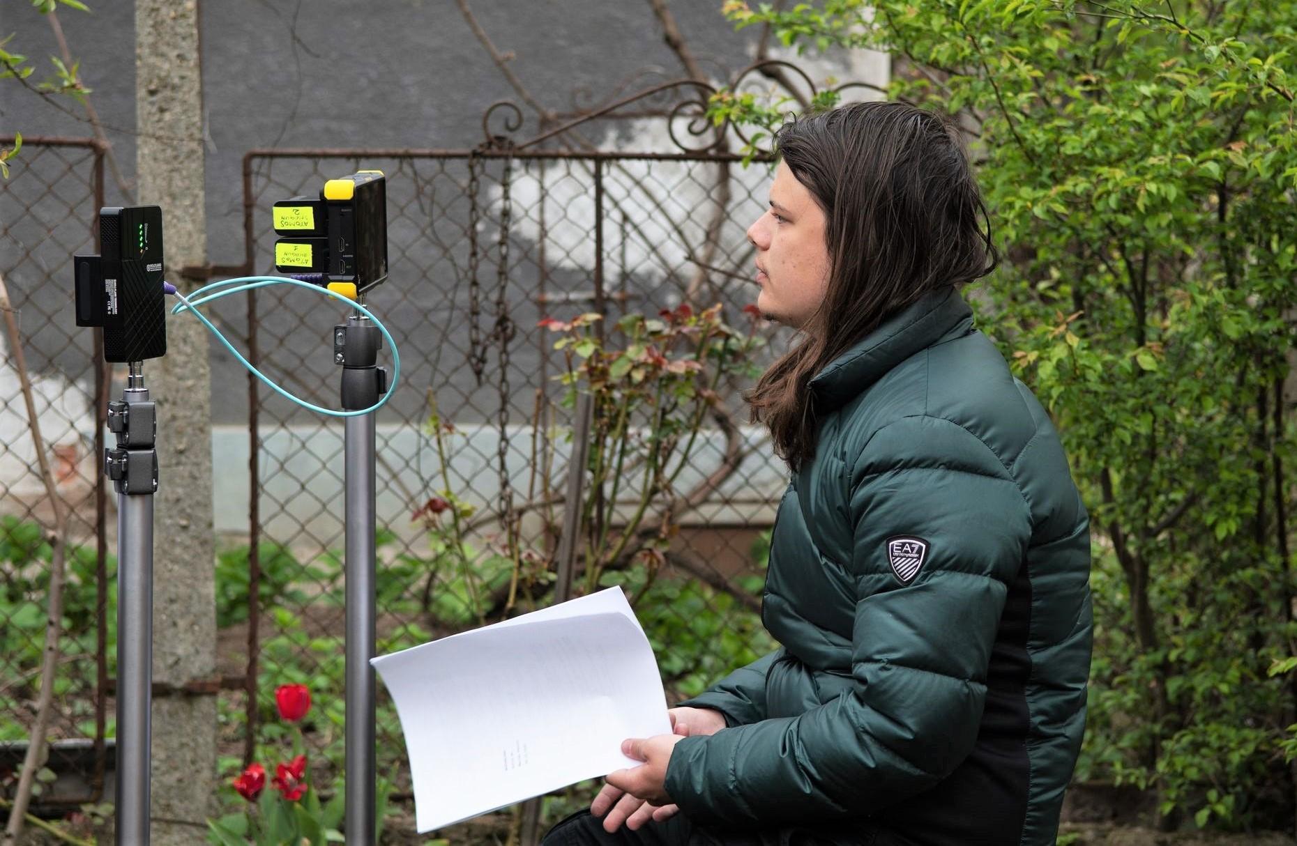 Marian Fărcuţ FOTO: Isabel Leucuţa